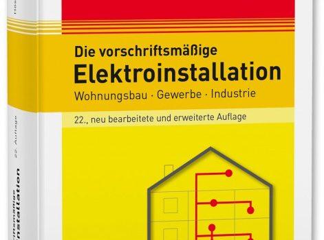 Richtigstellung zur 22. Auflage: Die vorschriftsmäßige Elektroinstallation – Kapitel 14.11
